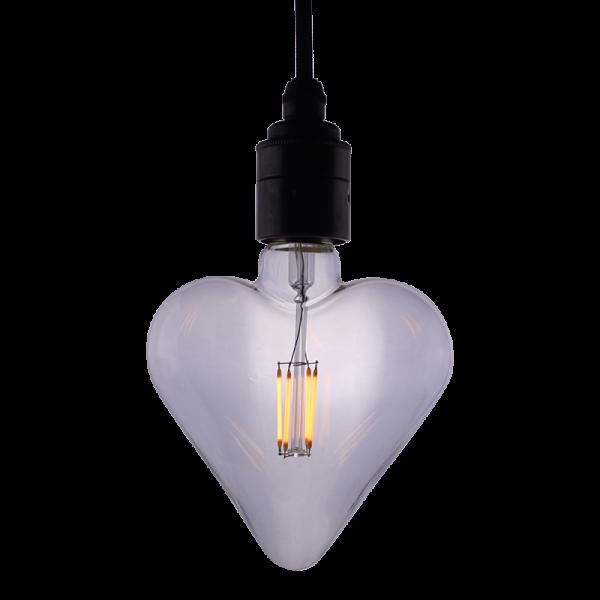 """3.5W LED Filament """"Heart"""""""