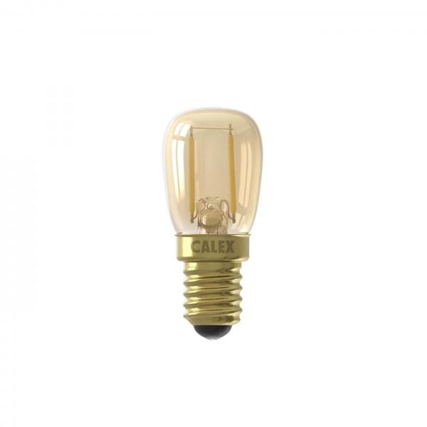 LED Filament Pilot Lamp Gold 1.5W E14