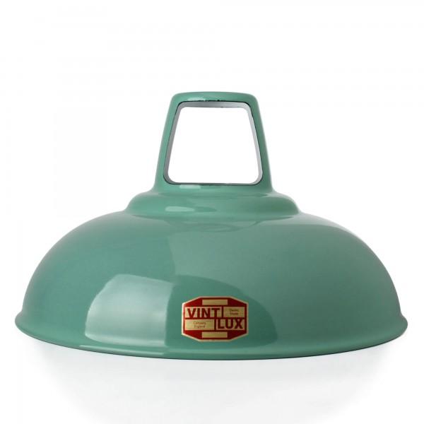 Lampenschirm 1922 Vintage Teal Vintlux
