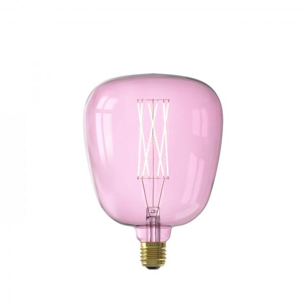 LED Kiruna Quartz Pink 4W 200lm 2000K E27 | Calex
