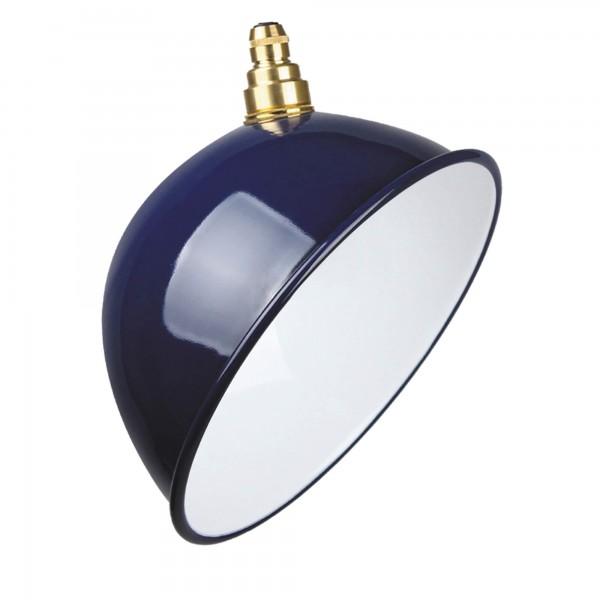 Lampenschirm Jaunty Navy Blue Vintlux