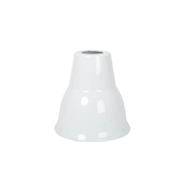 Lampenschirm Dome Neck weiss