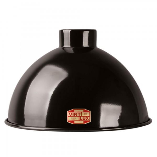 Lampenschirm Dome Antique Pewter Vintlux