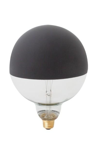 LED Spiegelkopfleuchte schwarz E27 4W Calex Konigs