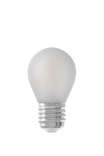 LED Sperical Lamp Frosted Calex