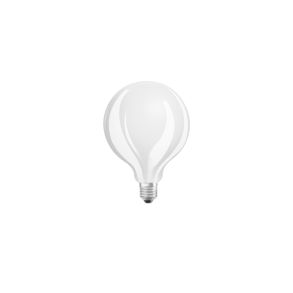 LED Leuchtmittel RL-Globe 95 12W 2700K E27 Matt 1521lm